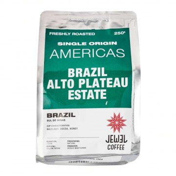 Jewel Brazil Alto Plateau Coffee Beans - Brazil (250 gm)