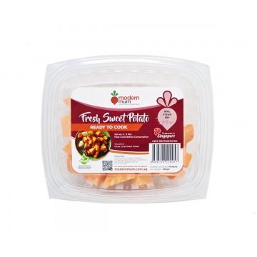 Modern Mum Fresh Sweet Potato - Cut & Washed (350 gm)
