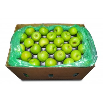 Apple Green Granny Smith Carton - South Africa (120+ pcs)