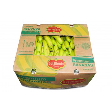 Banana Carton - Philippines (100+ pcs)