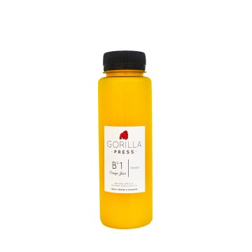 Cold Pressed Orange Juice - Gorilla Press (250 ml)
