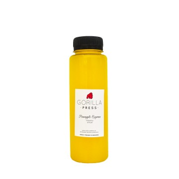 Cold Pressed Pineapple Juice - Gorilla Press (250 ml)
