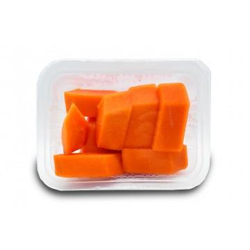 Fresh Cut Papaya - Malaysia (400 gm)