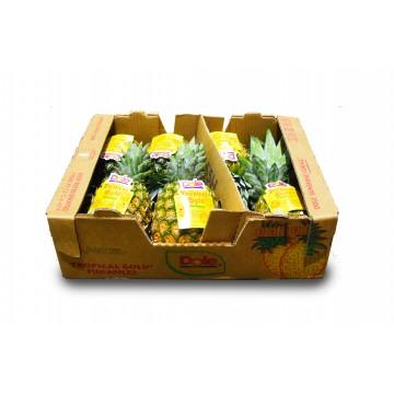 Dole Pineapple Carton - The Philippines (6 - 8 pcs)