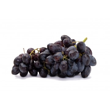Grapes Black Seedless Autumn Royal - USA (500 gm)
