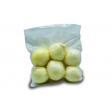 Onion Yellow Peeled - China (per kg)