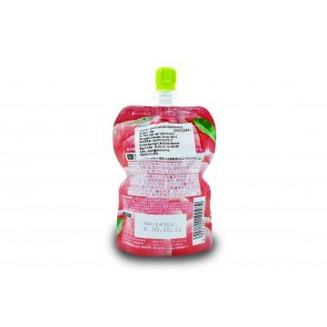 Qoo Peach Juice Jelly - Japan (125 ml)