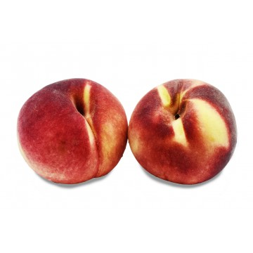 Peach White - USA (2 pcs)
