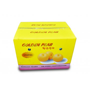 Pear Golden Carton - China (36 pcs)