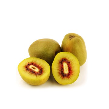 Kiwi Heart Red - China (Pack of 6)