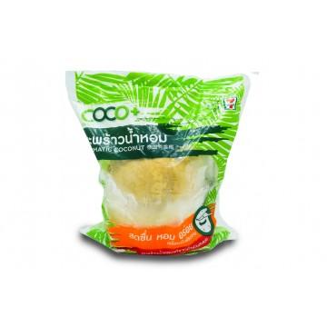 Coconut Botak Precut with Spoon & Straw - Thailand (1 pc)