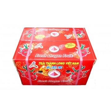 Dragonfruit White Carton - Vietnam (18 pcs)