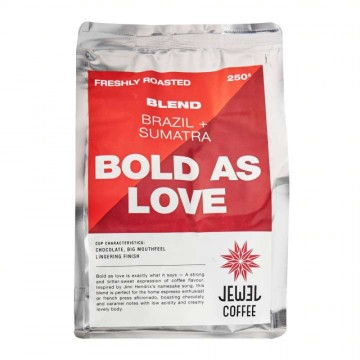 Jewel Bold as Love Coffee Beans - Mixed (250 gm)