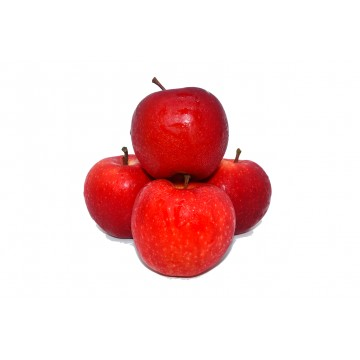 Apple Red Gala Organic - Italy (Pack of 4)