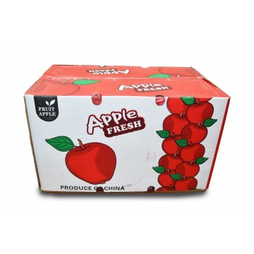 Apple Red Fuji Carton - China (100+ pcs)