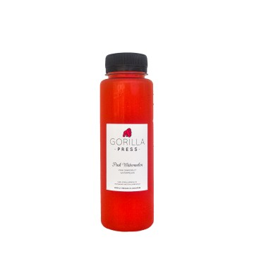 Cold Pressed Watermelon Juice - Gorilla Press (250 ml)