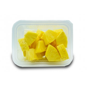 Fresh Cut Pineapple - Philippines (400 gm)