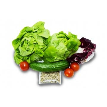 Fresh DIY Salad Pack - Malaysia (450 gm)