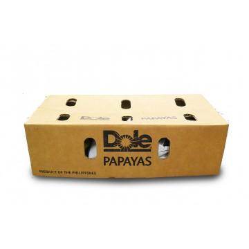 Dole Papaya Carton - The Philippines (8 pcs)