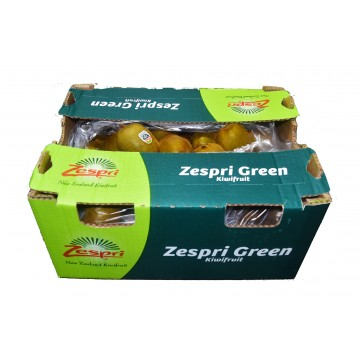 Kiwi Green Carton - New Zealand (70 pcs)