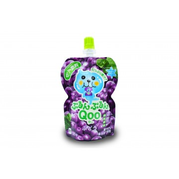 Qoo Grape Juice Jelly - Japan (125 ml)