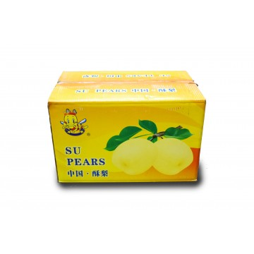 Honey Su Pear Carton - China (36 pcs)