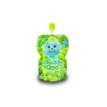 Qoo White Grape Juice Jelly - Japan (125 ml)