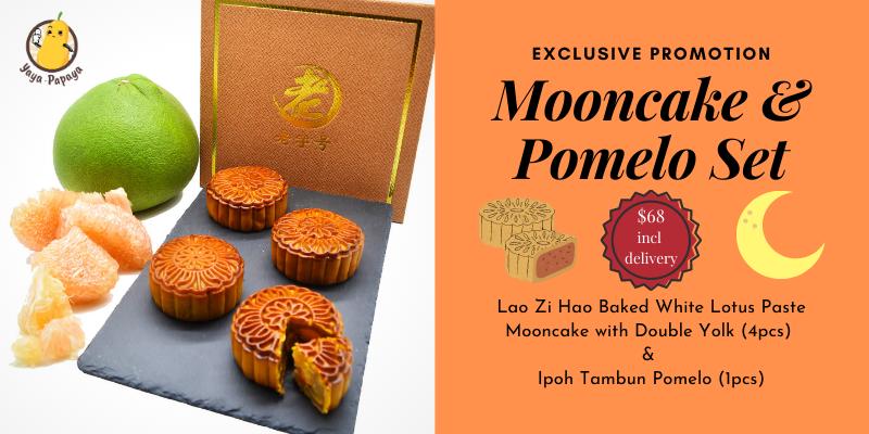 Mooncake & Pomelo Set
